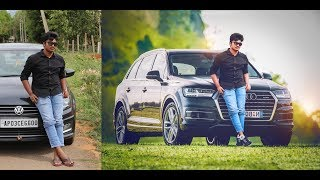Photoshop Manipulation Tutorial For Beignners | Your First manipulation Photo Editing