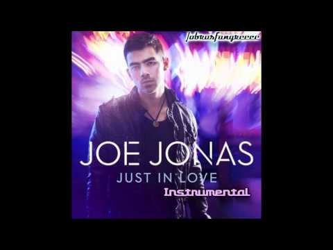 Joe Jonas   Just In Love   Official Instrumental preview