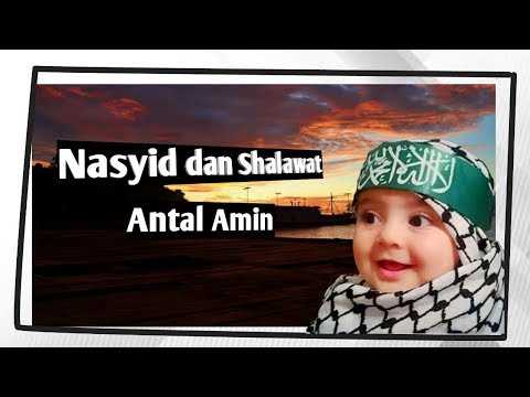 Shalawat Merdu Menyentuh Hati Antal Amin