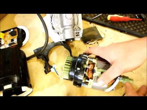 Kenwood KMC510 Brush repair