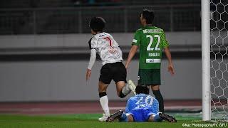 FC岐阜vsロアッソ熊本 J3リーグ 第7節