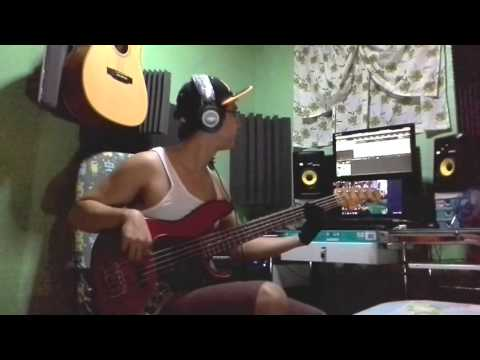 Nobody like you - Planetshakers (Bass Cover)