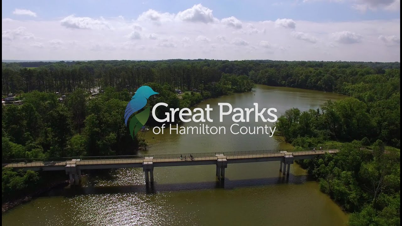 Winton woods great parks of hamilton county youtube for Winton woods cabins