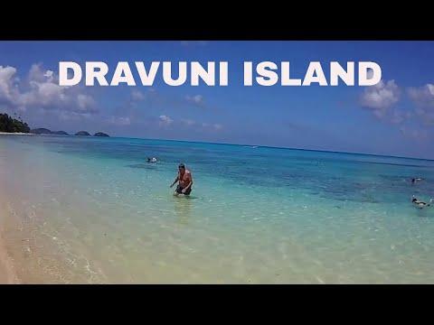 Dravuni Island, Fiji- Swimming with the Kaiser Baas X150 - Part 2