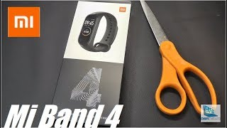 Unboxing: Xiaomi Mi Band 4 - AMOLED Budget Fitness Tracker!