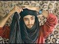 How to Tie Turban Like Jaffar | Theif of Bagdad  | Men's headwearing Tutorial | Amaan Ullah