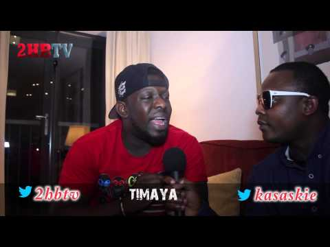 "Interview with Timaya Pt 3 "" I Feed the NBC"""