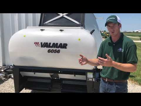 Valmar 56 Series Cover Crop Seeder Fennig Equipment