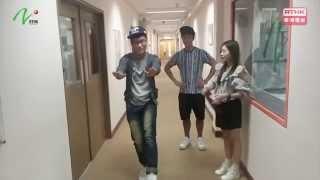 2014-10-10 RTHK Gimme 5 Eric教你金雞獨立袐技