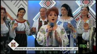 "Nina Spanu in cadrul emisiunii ""Seara buna, dragi romani - 03.06.2016"""