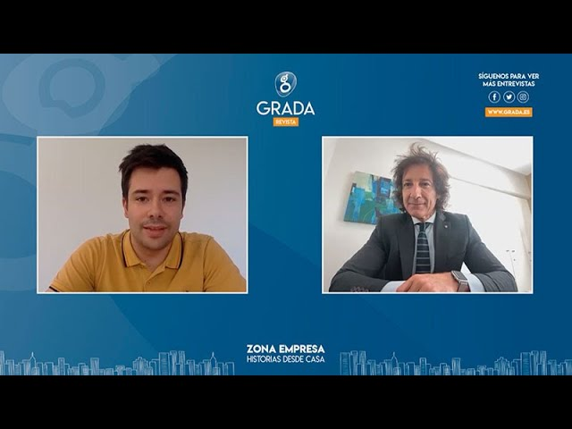 Entrevista a Juan Ramón Gómez, director de Área de Negocio de Caja Rural de Extremadura
