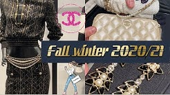 Shopping Chanel Fall-Winter 2020/21-Haut Culture Chanel New Collection Chanel 20S Perles crush Gold