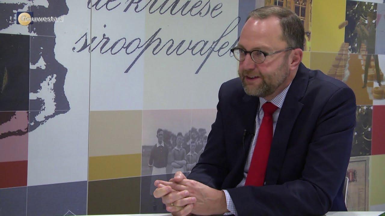 Afscheidsinterview Burgemeester Milo Schoenmaker
