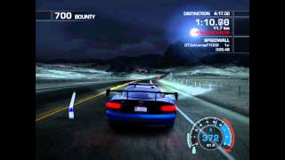 Recorde pessoal UNTOUCHABLE Need For Speed Hot Pursuit 2010 (PC)