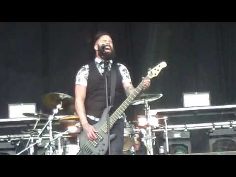 Skillet - Comatose Live @ Download Festival Paris 2016