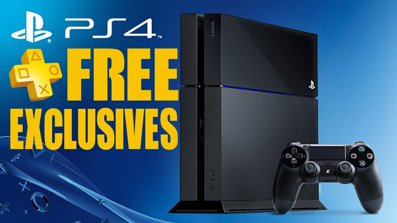 how to get free ps plus ps4