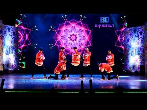 Xpress D'Crew | BTS (방탄소년단) - Danger | K-Pop World Festival 2017