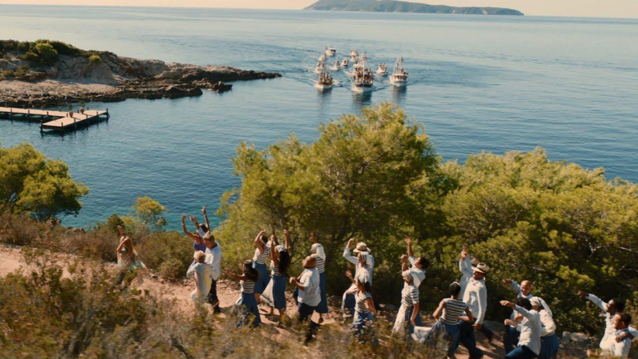 Mamma Mia! Here We Go Again - Trailer 2 - Greek Subtitles