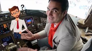 Video ¿Qué son los Flaps de un avión y para qué sirven? download MP3, 3GP, MP4, WEBM, AVI, FLV Juni 2018