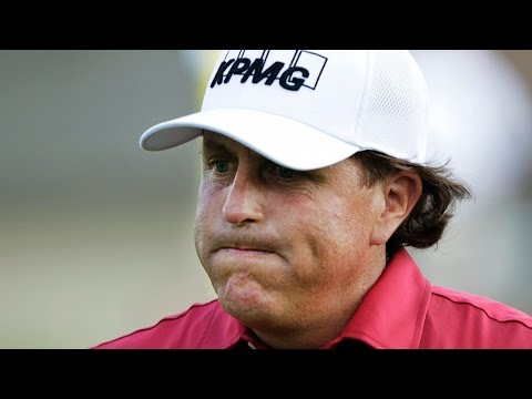 Phil Mickelson Accused of Insider Trading
