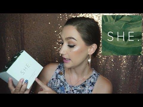 She is Organic Tampon Subscription Review   Laiken Jordan