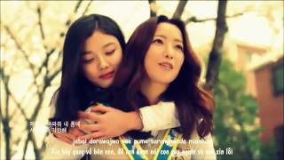 [Hangul-Kara-Vietsub] I love you, I'm Sorry - Ali (Angry Mom OST)