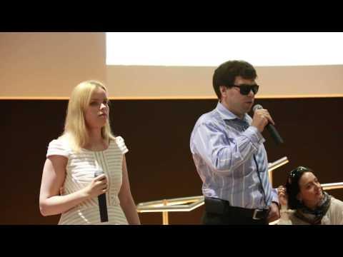 In the darkness | Anatoly Popko & Dana Merzlyakova | TEDxPokrovkaStSalon