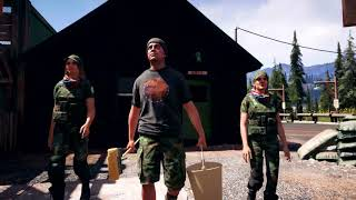 Far Cry 5 PC - Singleplayer footage