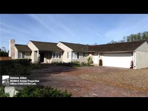 2357 Via Anacapa, Palos Verdes Estates CA