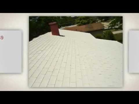 Roof Painting Contractor Specializing in Elastomeric Roof Coatings