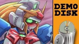 MECH ME WET - Demo Disk Gameplay
