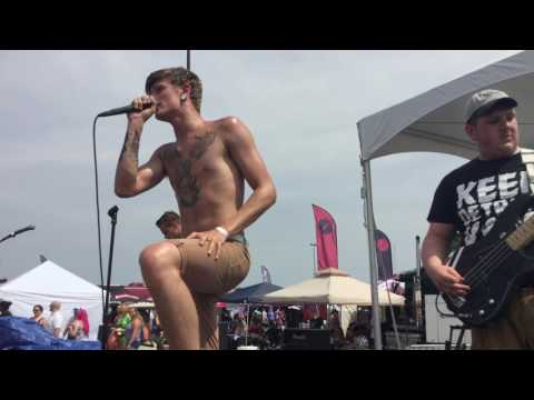 Our Vices at Warped Tour 2017