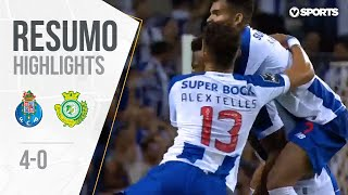 Highlights   Resumo: FC Porto 4-0 Vitória FC (Liga 19/20 #2)