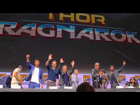 SDCC 2017: Marvel Studios Hall H panel, signings, and cosplay at San Diego Comic-Con
