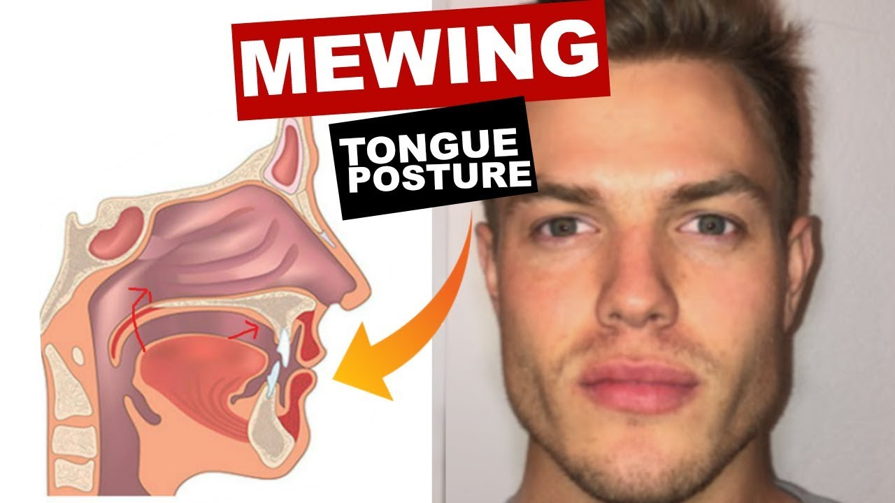 Mewing And Orthotropics How To Change Your Facial Bone Structure