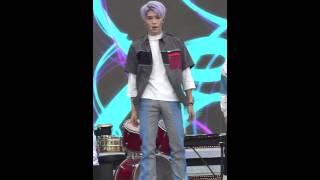 160527 MCD NCT-U '7th sense' rehearsal (TAEYONG focus)