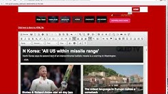 WebStudio HTML editor online