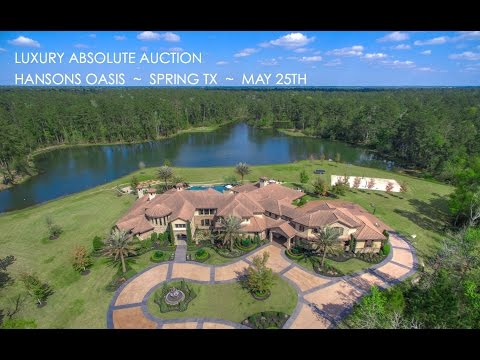 7-acre-texas-lakefront-property-for-sale-in-spring-tx-|-estate-near-houston