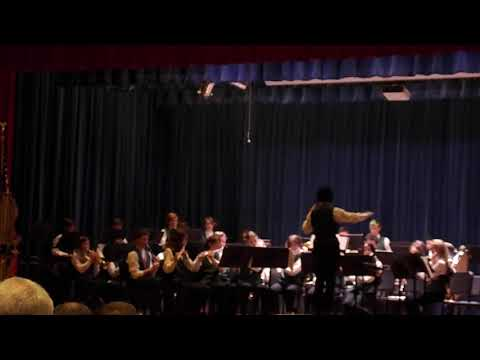 5-9-2017 Marshall-Locke Middle School Band Concert DO-RE-MI