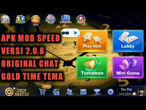 Apk Mod Speed Versi Terbaru Domino Topfun Youtube