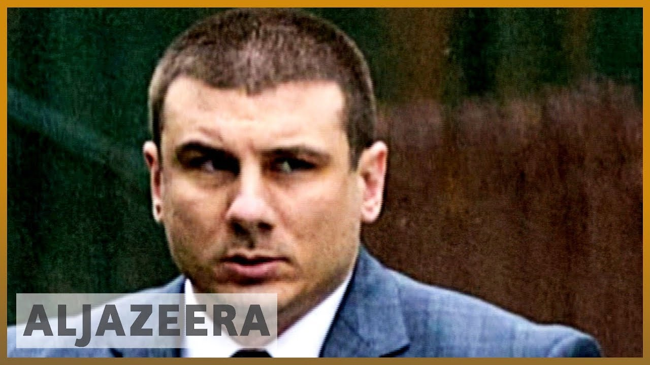 AlJazeera English:US police officer fired over Eric Garner chokehold death