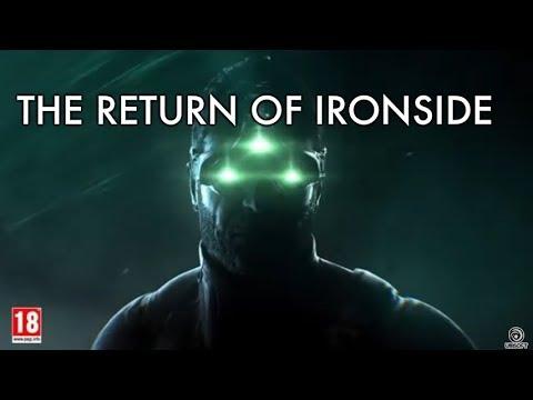 Ironside is Back For Splinter Cell? Looks like it!