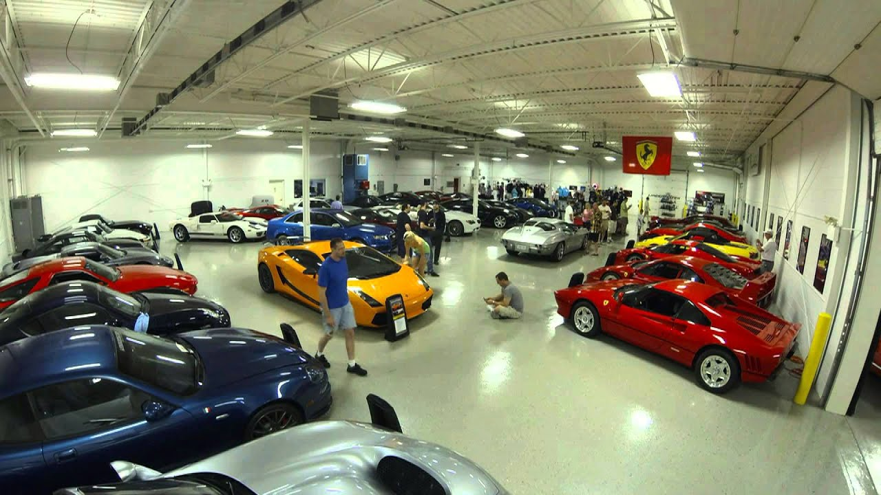 Lingenfelter Collection Open House 6 15 2013 Youtube