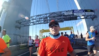 How to run the New York City Marathon!
