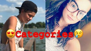 😍Categories😢 | Episode 7 | Cheater