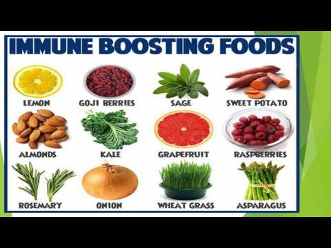 IMMUNE SYSTEM BOOSTER 092016