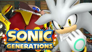 IT'S NO USE! | Sonic Generations w/ Mods #5
