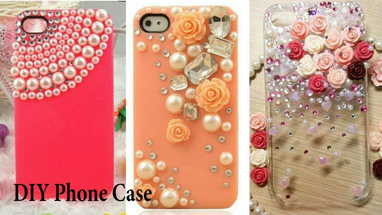 Diy Life Hacks Phone Case Make Mobile Cover At Home Mobile Expert