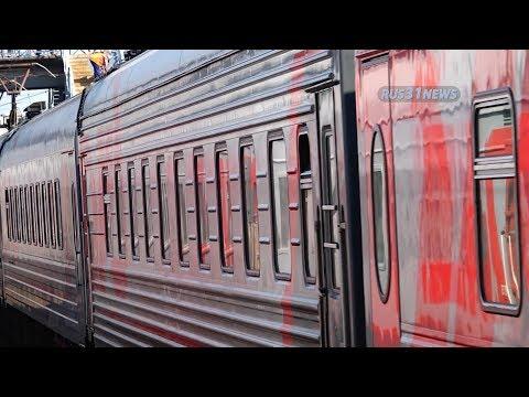 На море в Лазаревское - только поезд