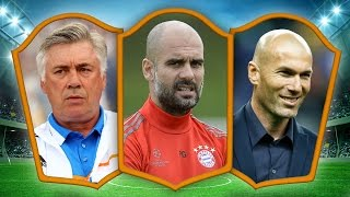 Greatest Footballers Turned Managers XI